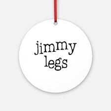 Jimmy Legs Ornament (Round)
