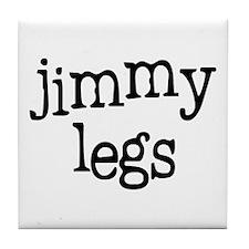 Jimmy Legs Tile Coaster