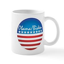 Patriotic Obama / Biden Mug