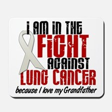 In The Fight 1 LC (Grandfather) Mousepad