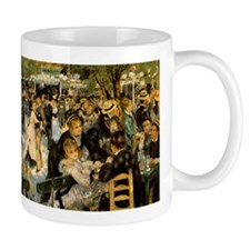 Dance at Le Moulin de la Galette Mug