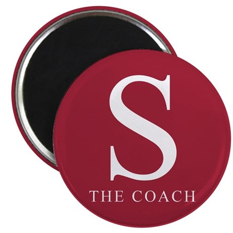 S The Coach Magnet
