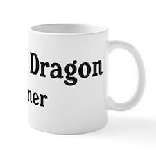 Bearded Dragon trainer Small Mug