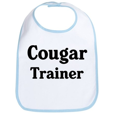 Cougar trainer Bib