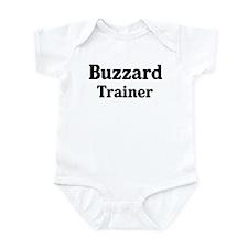 Buzzard trainer Infant Bodysuit