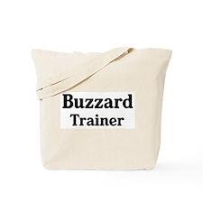 Buzzard trainer Tote Bag