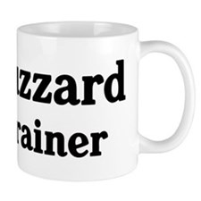 Buzzard trainer Mug