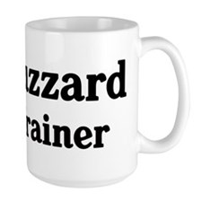 Buzzard trainer Mug