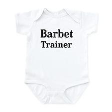 Barbet trainer Infant Bodysuit