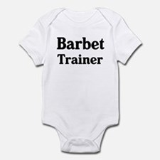 Barbet trainer Infant Bodysuit
