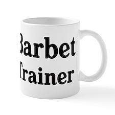 Barbet trainer Mug