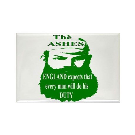 The ASHES Rectangle Magnet (10 pack)