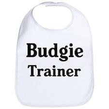 Budgie trainer Bib