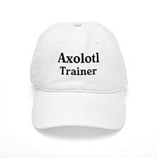 Axolotl trainer Baseball Cap