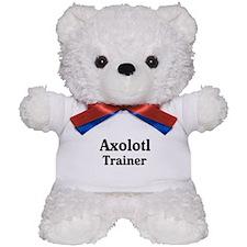Axolotl trainer Teddy Bear