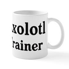 Axolotl trainer Mug