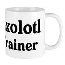 Axolotl trainer Small Mug