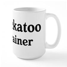 Cockatoo trainer Mug