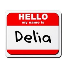 Hello my name is Delia Mousepad