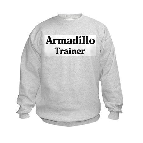 Armadillo trainer Kids Sweatshirt
