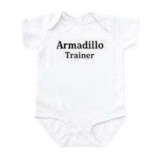 Armadillo trainer Infant Bodysuit