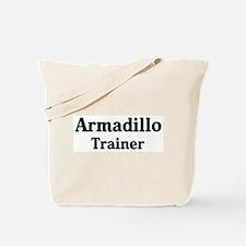 Armadillo trainer Tote Bag
