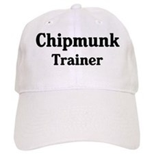 Chipmunk trainer Baseball Cap