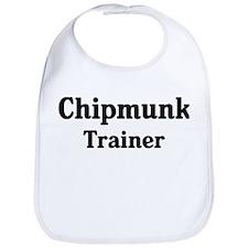Chipmunk trainer Bib