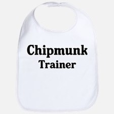 Chipmunk trainer Bib