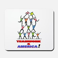 Together We Can! Mousepad