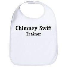 Chimney Swift trainer Bib