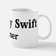 Chimney Swift trainer Mug
