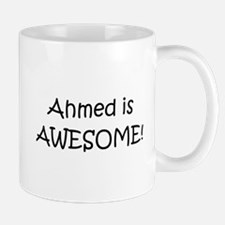 Unique Ahmed Mug