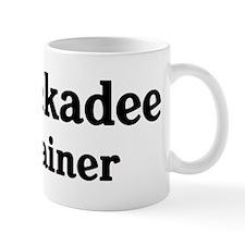 Chickadee trainer Mug