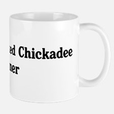 Chestnut-Backed Chickadee tra Mug