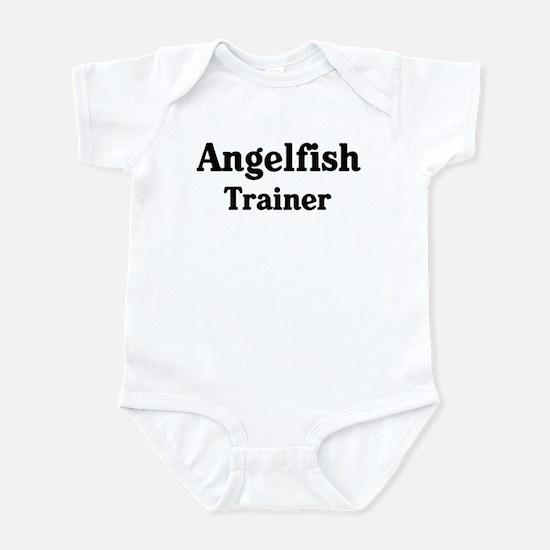 Angelfish trainer Infant Bodysuit