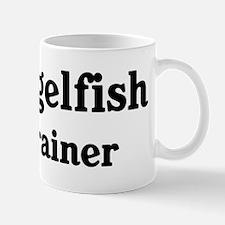 Angelfish trainer Mug