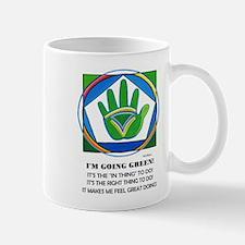 Go Green America! Mug