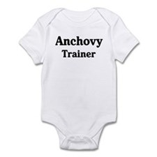 Anchovy trainer Infant Bodysuit