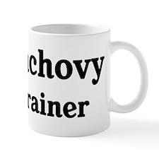 Anchovy trainer Mug