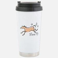 Shoe Fly Stainless Steel Travel Mug