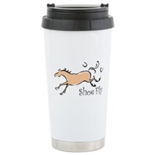 Shoe Fly Thermos Mug