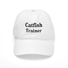 Catfish trainer Baseball Cap