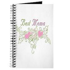 Best Mema Hearts Journal