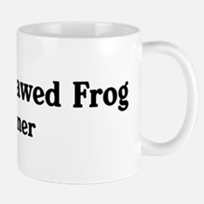 African Clawed Frog trainer Mug