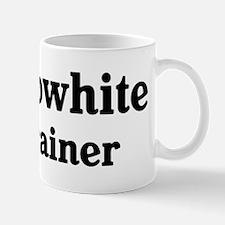 Bobwhite trainer Mug