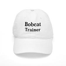 Bobcat trainer Cap