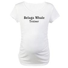 Beluga Whale trainer Shirt