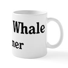 Beluga Whale trainer Mug