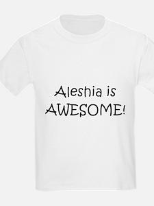 Cute I love aleshia T-Shirt
